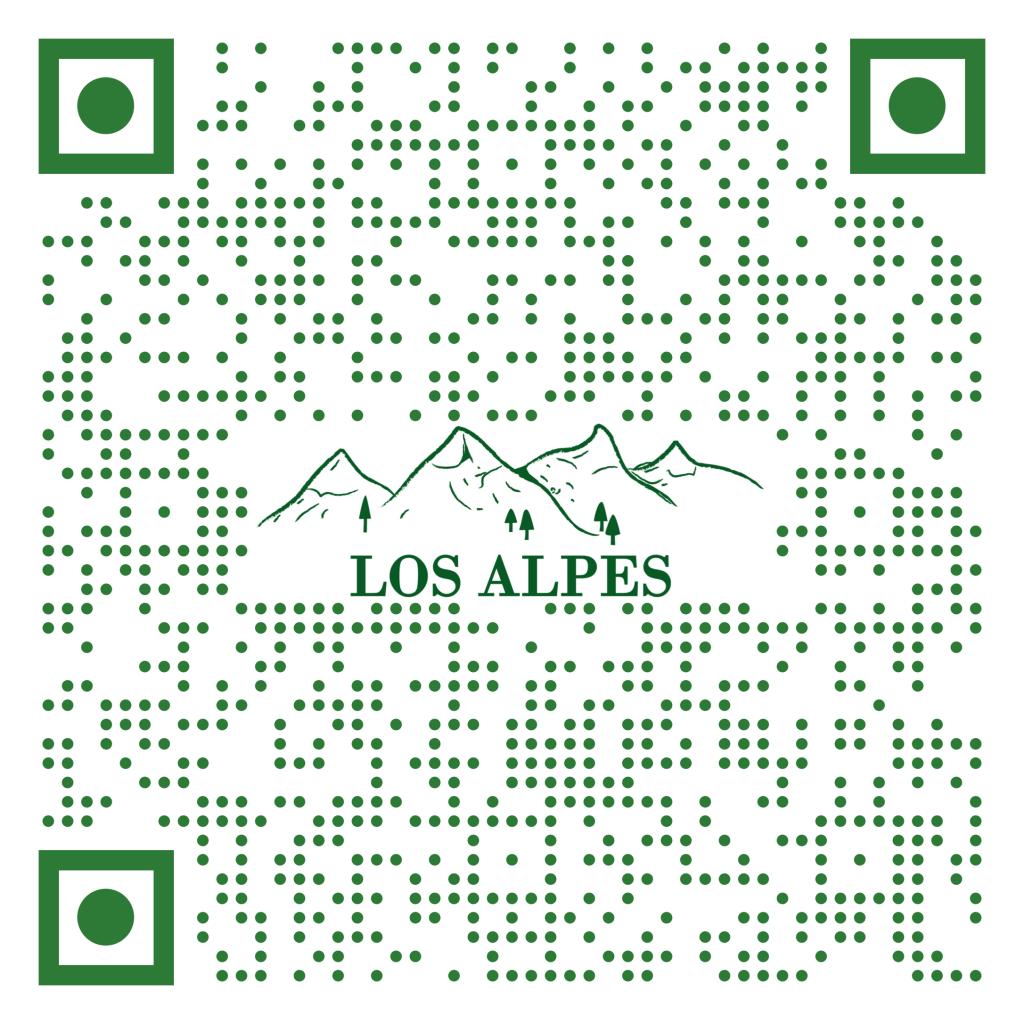 Carta Digital QR Heladerías Los Alpes